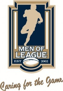 Men of League Logo